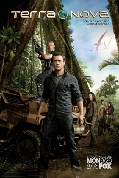 Terra Nova / Нова земя - Сезон 1 Еп.12 и 13 - Series Finale