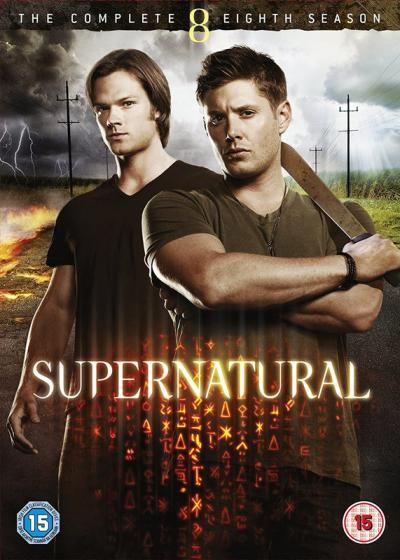 Supernatural s08 ep04 - Bitten