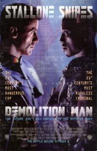 Demolition Man / Разрушителят (1993)