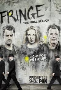 """Fringe - S05E09 """" Black Blotter"""" / Експериментът C05E09"""
