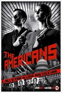 The Americans / Американците - S01E01