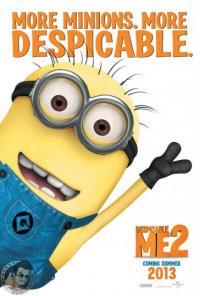 Despicable Me 2 / Аз, Проклетникът 2 (2013)