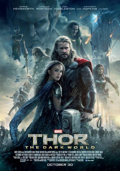Thor: The Dark World / ТОР: Светът на мрака (2013)
