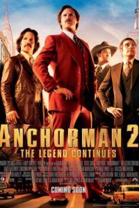 Anchorman 2: The Legend Continues / Водещият: Легендата продължава (2013)