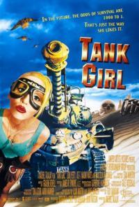 Tank Girl / Момиче с танк (1995)