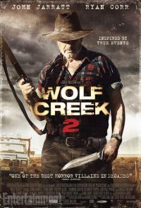 Wolf Creek 2 / Вълчият залив 2 (2013)