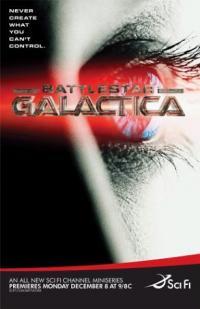 Battlestar Galactica S01E01 / Бойна звезда Галактика С01Е01