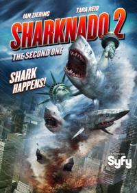 Sharknado 2: The Second One / Торнадо от акули 2 (2014)