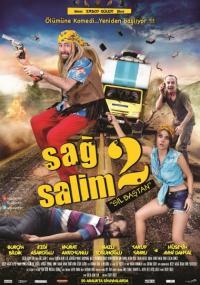 Sag Salim 2: Sil Bastan /По живо, по здраво 2: Изтрий началото (2014)