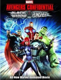 Avengers Confidential: Black Widow & Punisher / Проект Отмъстители - Поверително: Черната Вдовица и Наказателят (2014)