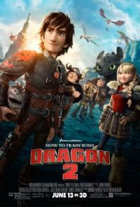 How to Train Your Dragon 2 / Как да си дресираш дракон 2 (2014)