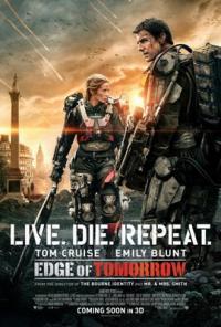 Edge of Tomorrow / На ръба на утрешния ден (2014)