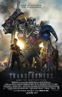 Transformers: Age of Extinction / Трансформърс: Ера на изтребление (2014)