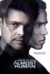 Almost Human / Почти Човек - S01E13 - Season Finale