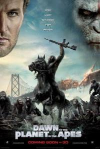Dawn of the Planet of the Apes / Зората на планетата на маймуните (2014)