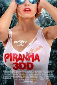 Piranha 3DD / Пираня (2012)