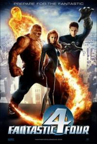 Fantastic Four / Фантастичната четворка (2005) (BG Audio)