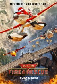 Planes: Fire & Rescue / Самолети: Спасителен отряд (2014)