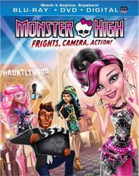 Monster High - Frights, Camera, Action! / Монстър хай - Светлина, камера, начало (2014) (BG Audio)
