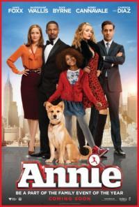Annie / Ани (2014)