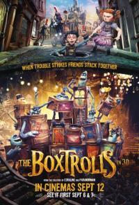 The Boxtrolls / Кутийковците (2014)