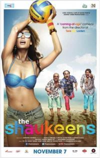 The Shaukeens / Любителите (2014)