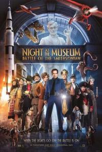 Night at the Museum 2: Battle of the Smithsonian / Нощ в музея 2: Битката за Смитсониан (2009) (BG Audio)