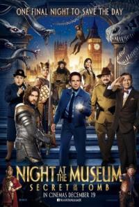 Night at the Museum: Secret of the Tomb / Нощ в музея: Тайната на гробницата (2014)
