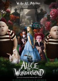 Alice in Wonderland / Алиса в страната на чудесата (2010) (BG Audio)