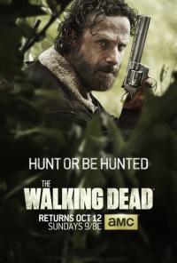 The Walking Dead / Живите Мъртви S05E13
