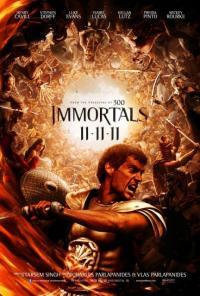 Immortals / Войната на боговете (2011)