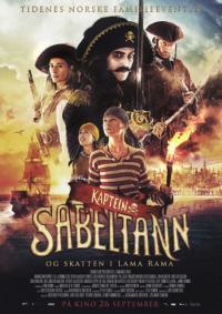 Kaptein Sabeltann og skatten i Lama Rama / Капитан Съблезъб и съкровищата на Лама Рама (2014)