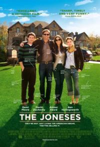 The Joneses / Семейство Джоунс (2009) (BG Audio)