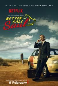 Better Call Saul / Най-добре се обадете на Сол - S01E09