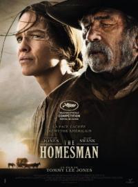 The Homesman / Местният (2014)