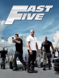 Fast Five / Бързи и яростни 5: Удар в Рио (2011)