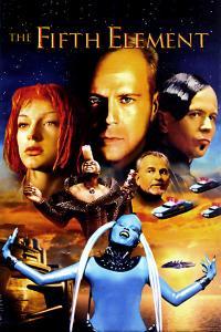 The Fifth Element / Петият елемент (1997) (BG Audio)
