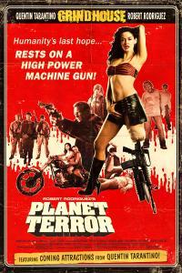 Grindhouse: Planet Terror / Бибрутално 2: Планета страх (2007)