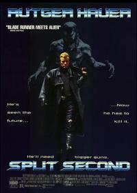 Split Second / За част от секундата (1992)