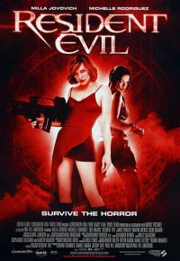 Resident Evil / Заразно зло (2002)