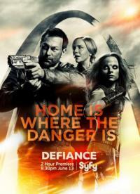 Defiance / Съпротива - S03E08
