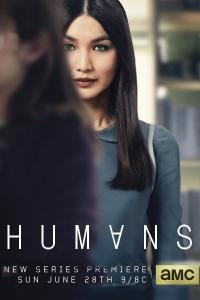 Humans / Хора - S01E08 - Season Finale
