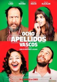 Ocho apellidos vascos / Spanish Affair / Осмо поколение баск (2014)