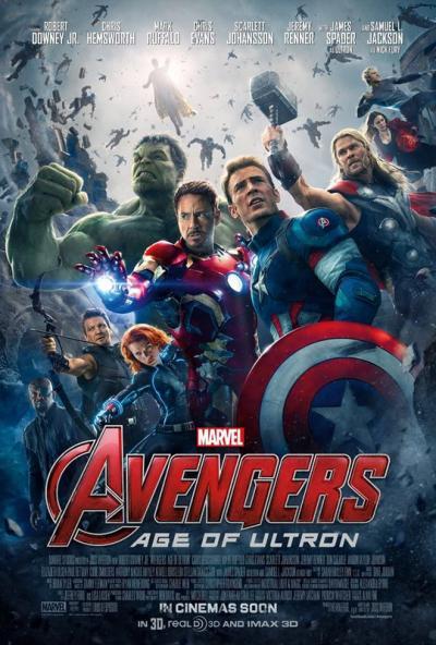 The Avengers: Age of Ultron / Отмъстителите: Ерата на Ултрон (2015)