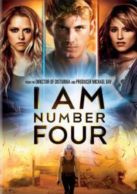 I Am Number Four / Аз съм номер четири (2011) (BG Audio)