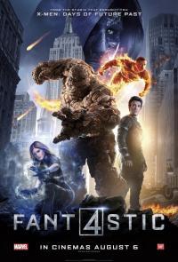 The Fantastic Four / Фантастичната четворка (2015)