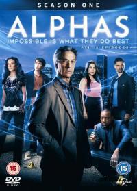 Alphas / Екип Алфа - S01E08