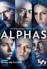 Alphas / Екип Алфа - S02E01