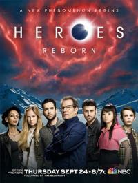 Heroes Reborn / Герои: Преродени - S01E01-02