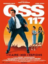 OSS 117: Cairo, Nest of Spies / Агент 117: Кайро, гнездо на шпиони (2006)